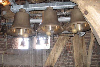 Bouw van het carillon