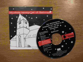 Kerst-CD met carillonmuziek